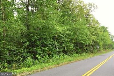 Caroline County Residential Lots & Land For Sale: Macedonia Road