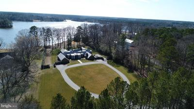 Bozman, Claiborne, Cordova, Easton, Mcdaniel, Neavitt, Newcomb, Oxford, Queen Anne, Royal Oak, Saint Michaels, Sherwood, St Michaels, St. Michaels, Tilghman, Trappe, Wittman, Wye Mills Single Family Home For Sale: 5989 Canterbury Drive