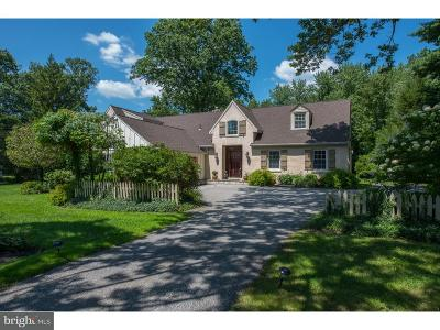 Villanova Single Family Home For Sale: 500 N Spring Mill Road