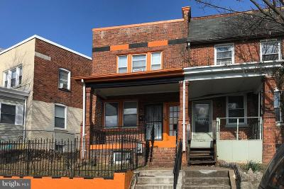 Washington Multi Family Home For Sale: 1266 Penn Street NE