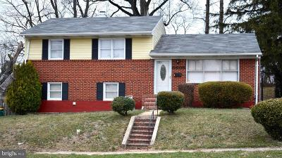 Randallstown MD Single Family Home For Sale: $224,000