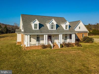 Culpeper County Single Family Home For Sale: 4214 Waterford Road
