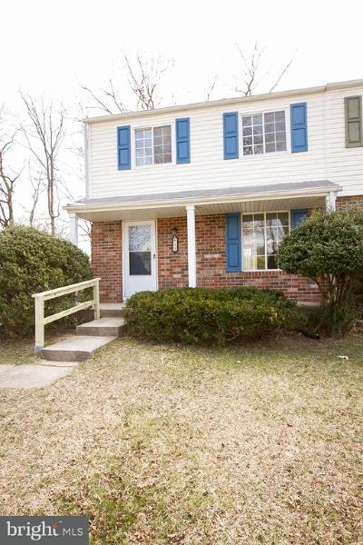 Nottingham MD Townhouse For Sale: $213,000