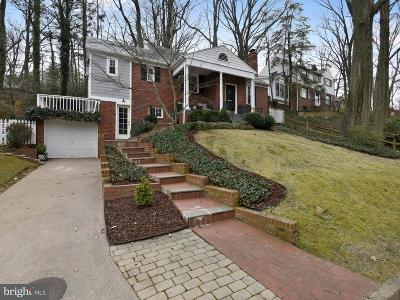 Alexandria Single Family Home For Sale: 3303 Old Dominion Boulevard