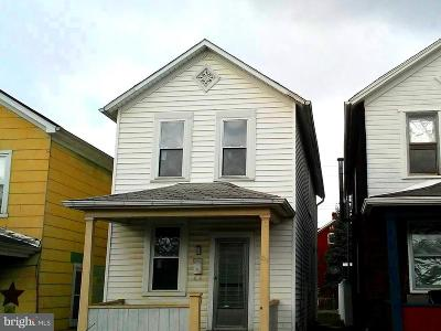 Cumberland Single Family Home For Sale: 319 Race Street