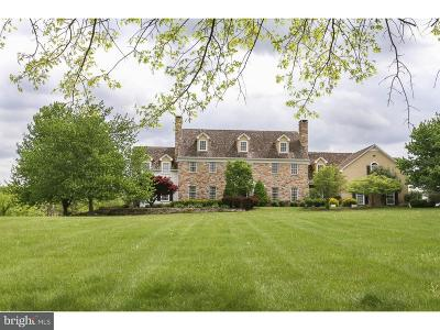 Collegeville Single Family Home For Sale: 3169 Deer Creek Road