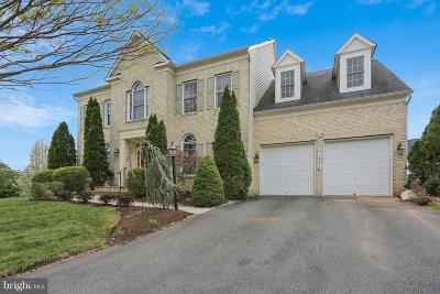 Rockville Single Family Home For Sale: 10216 Silver Bell Terrace