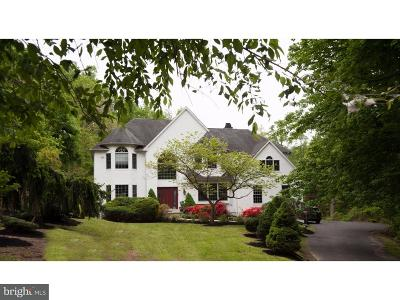 Huntingdon Valley Single Family Home For Sale: 1235 Old Ford Road