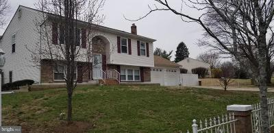 Upper Marlboro Single Family Home For Sale: 804 Carry Place