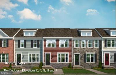 Prince William County, Fairfax County, Fredericksburg City, Fauquier County Townhouse For Sale: Englewood Farms Drive
