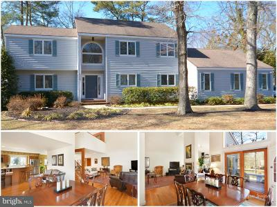 Grasonville Single Family Home For Sale: 335 Prospect Bay Drive