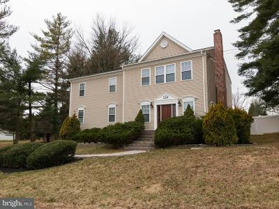 Owings Mills Single Family Home For Sale: 76 Featherbed Lane