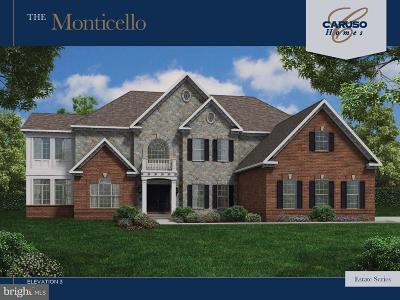 Single Family Home For Sale: 4901 Brookeville Road