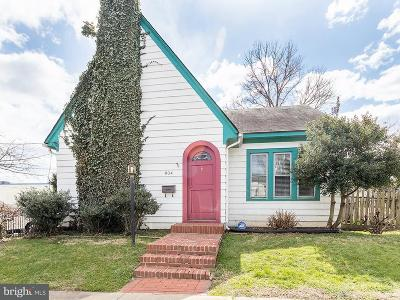 Fredericksburg City Single Family Home For Sale: 904 Hanover Street