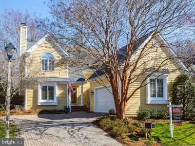 Annapolis Single Family Home For Sale: 210 Spring Race Court