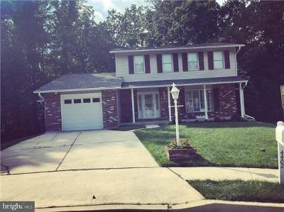 Baltimore Single Family Home For Sale: 4402 Macworth Place