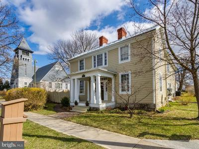 Frederick County Single Family Home For Sale: 7896 Main Street