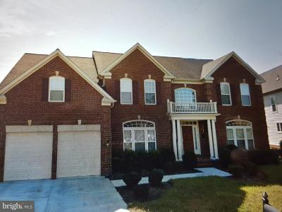 Upper Marlboro Single Family Home For Sale: 2708 Galeshead Drive