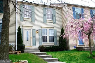 Pasadena Townhouse For Sale: 365 Hickory Nut Court