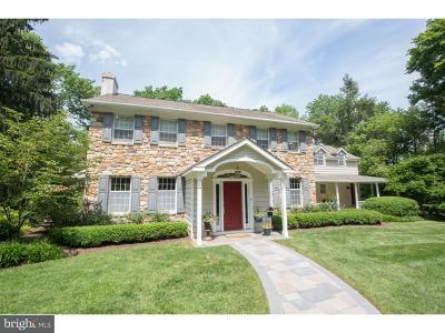 Huntingdon Valley Single Family Home For Sale: 1171 Country Lane