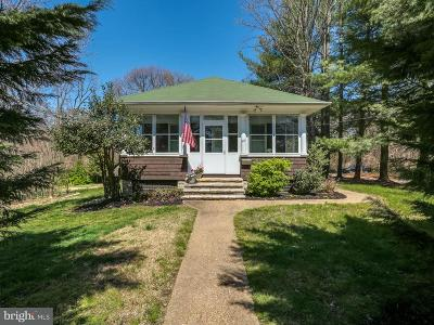 Anne Arundel County Single Family Home For Sale: 100 W Chestnut Street