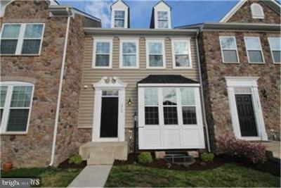 Woodbridge Townhouse For Sale: 12705 Vantage View Lane