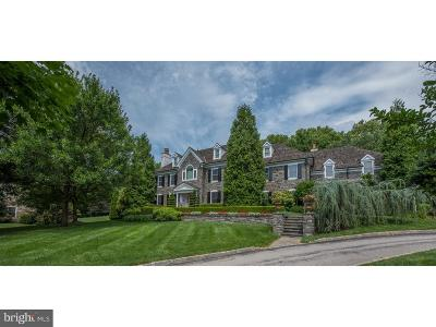 Villanova Single Family Home For Sale: 1461 Lanes End