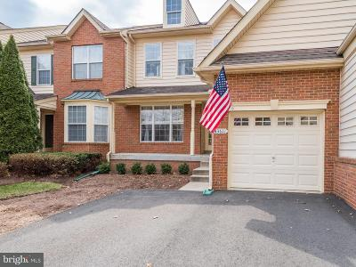 Loudoun County Townhouse For Sale: 43611 Solheim Cup Terrace