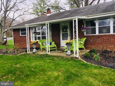Sinking Spring Single Family Home For Sale: 5 Gelsinger Road