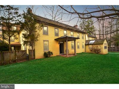 Single Family Home For Sale: 709 Penllyn Pike