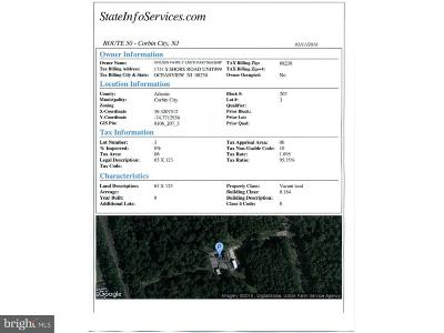 Residential Lots & Land For Sale: Hwy Route 50
