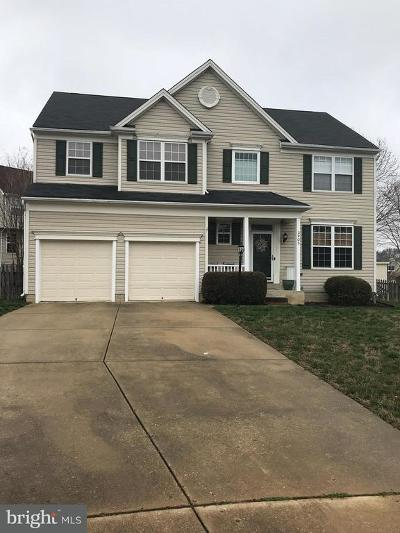 Waldorf Single Family Home For Sale: 2905 Cormorant Court