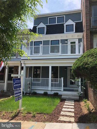 Eckington Townhouse For Sale: 317 W Street NE #2