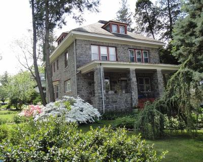 Jenkintown Single Family Home For Sale: 1502 Noble Road