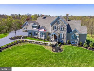 Collegeville Single Family Home For Sale: 3160 Deer Creek Road
