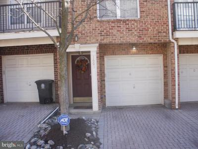 Bowie Townhouse For Sale: 1603 Monarch Birch Way #110