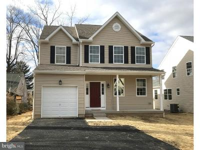 Hatboro Single Family Home For Sale: 335 Lancaster Avenue