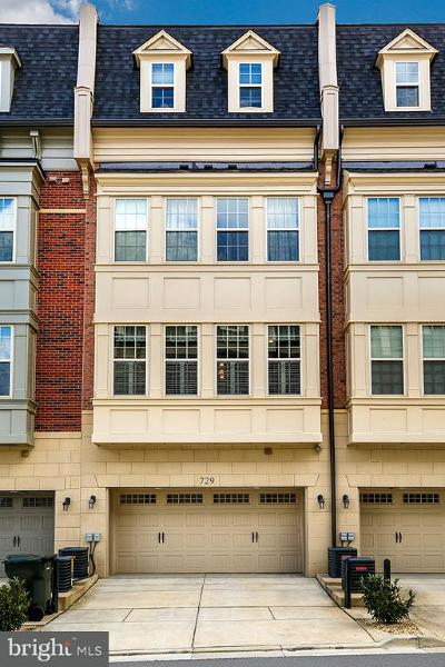 National Harbor Townhouse For Sale: 729 Sentry Square #106