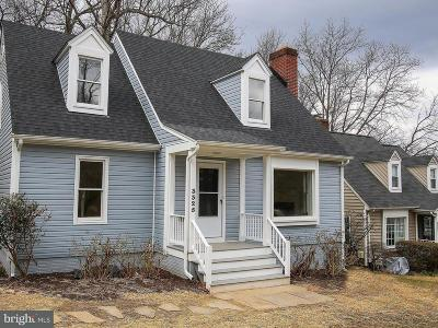 Kensington Single Family Home For Sale: 3325 Edgewood Road