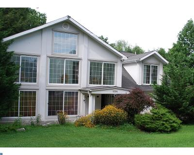 Huntingdon Valley Single Family Home For Sale: 1291 Mettler Road
