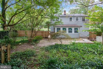 Silver Spring Single Family Home For Sale: 12212 Judson Road