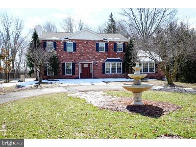 New Hope Single Family Home Active Under Contract: 4915 New Road