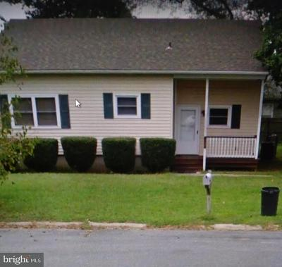 Somerset County, Wicomico County, Worcester County Single Family Home For Sale: 30520 Pecan Drive