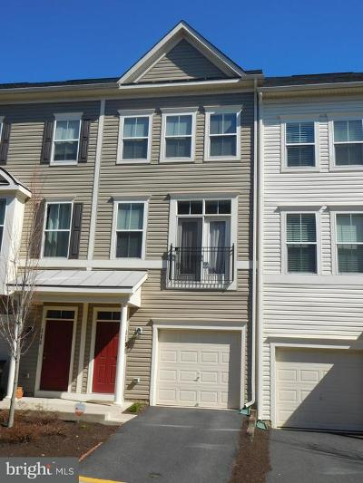 Stafford VA Townhouse Under Contract: $246,400