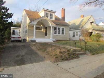 Washington Single Family Home For Sale: 123 Peabody Street NW