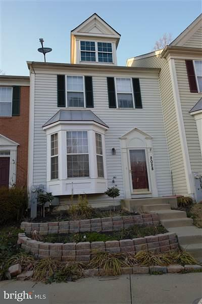 Annapolis MD Townhouse For Sale: $350,000