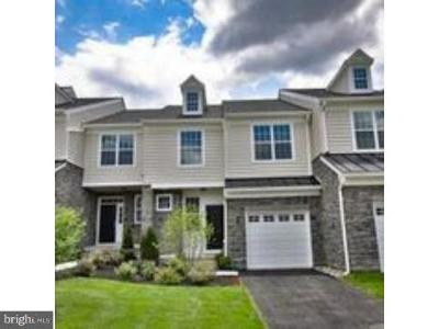 Conshohocken Townhouse For Sale: Julia Drive