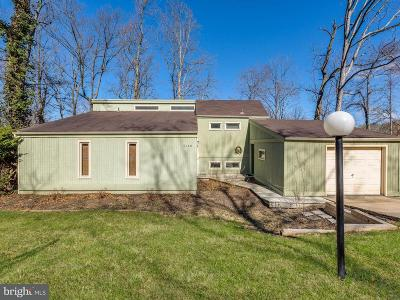 Columbia MD Single Family Home For Sale: $370,000