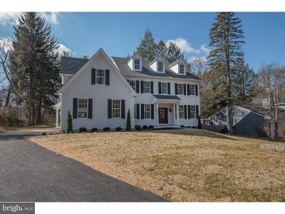 Bryn Mawr Single Family Home For Sale: 1216 Wendover Road