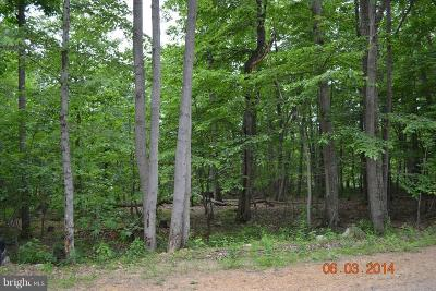 Frederick County Residential Lots & Land For Sale: Fox Trail